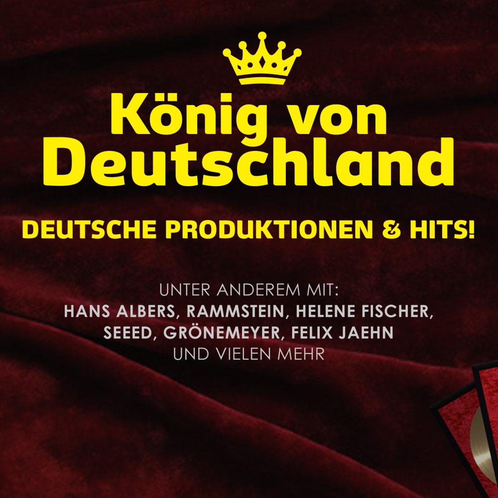 König von Deutschland – 24.02.2017